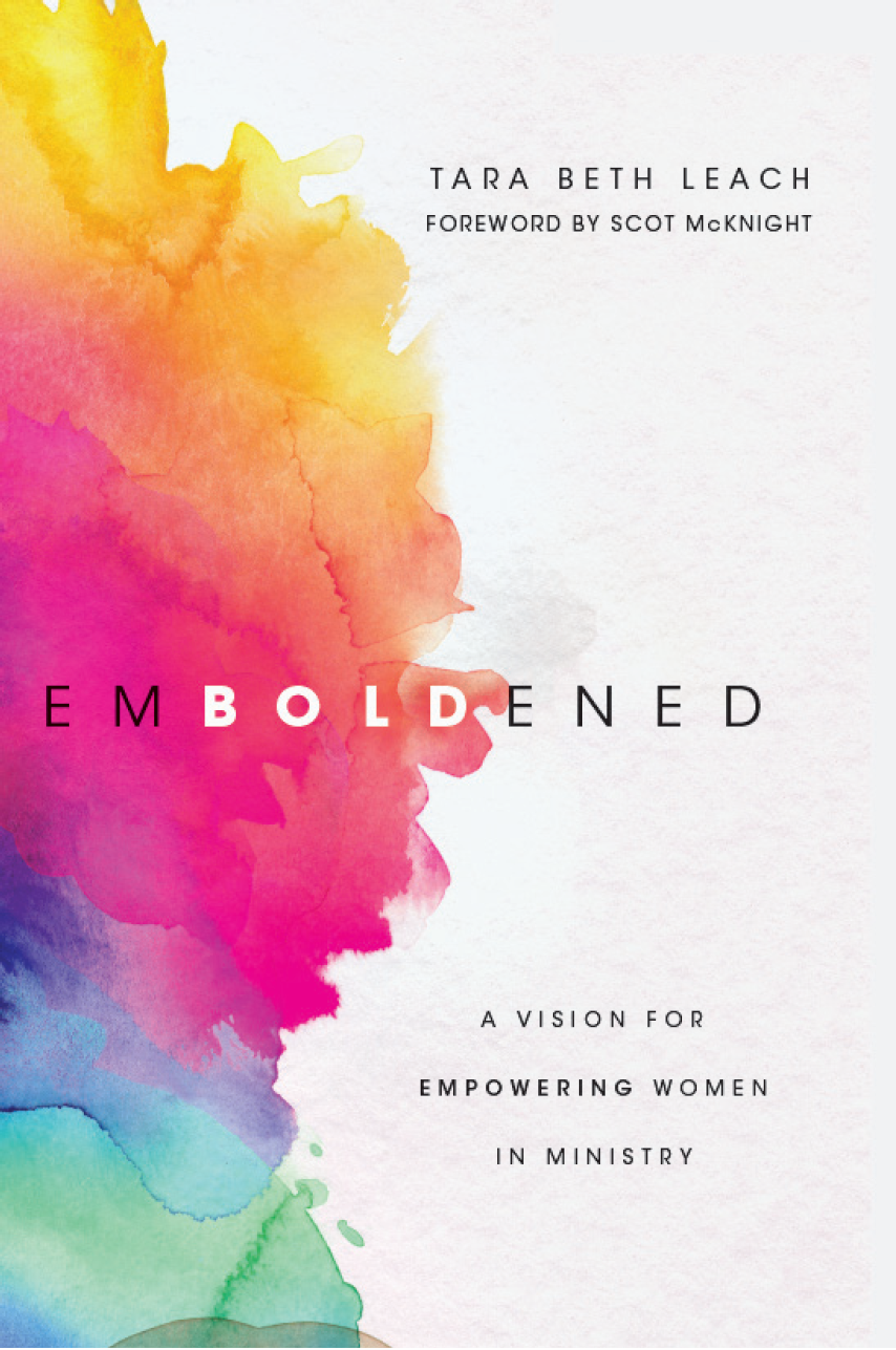 emboldened cover