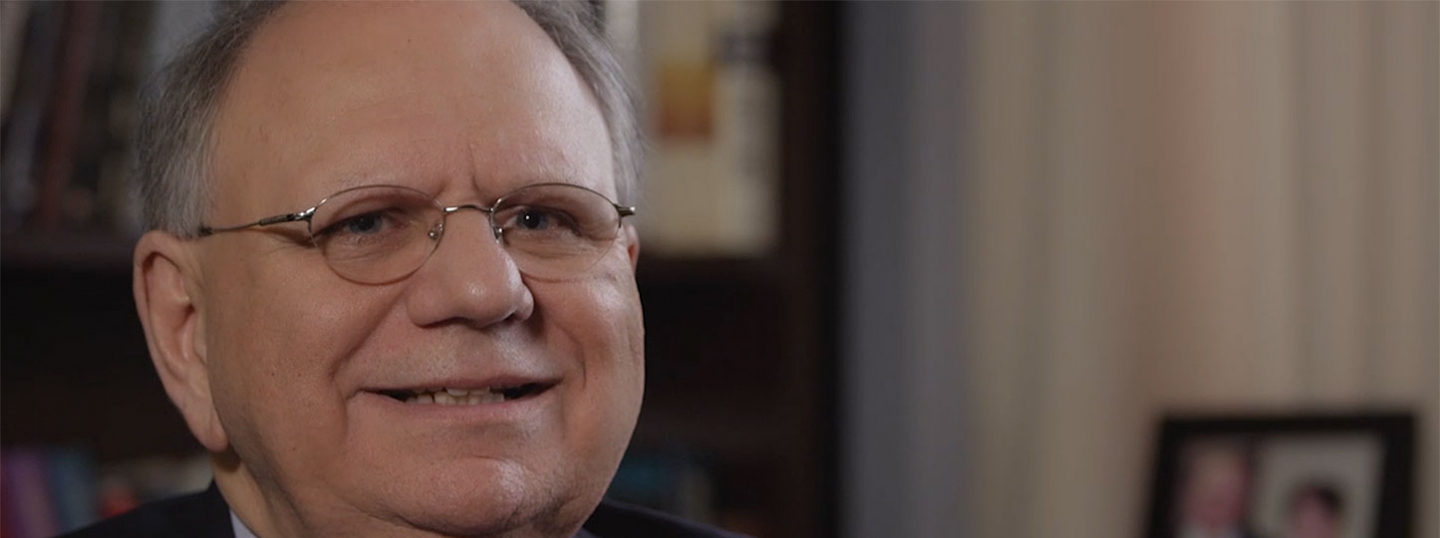Leadership in the Wesleyan Spirit: An Interview with Lovett H. Weems