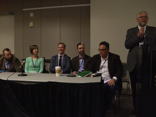 The Case for the Nazarene Stance on Alcohol to Today's Culture with Panel: M15 Day 1, Session 1 Workshop